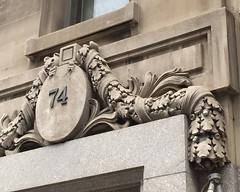 NYC_Fifth_074_004 (TNoble2008) Tags: 1910 architectrobertmaynicke archtectmaynickeandfranke doorsurround materialstone ornament ornamentacanthus ornamentcartouche ornamentfestoon ornamentleafoak ornamentribbon styleclassical typecommercial typecommercialloft typeurban windowsill