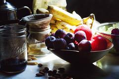 Breakfast and coffee (nackorris) Tags: coffee vegan veganfoodshare govegan whatveganseat crueltyfree plantbased wholefoods