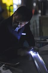 NPW Tsubame-Sanjo_07the Craftsmanship (osho9891742) Tags: niigata sanjo japan    photowalking npw npw20160709