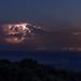 Thunderstorm seen from Mount Laguna