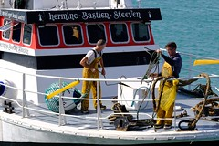 DSCF1476 (Jc Mercier) Tags: pche retourdepche fishermen marins cancale