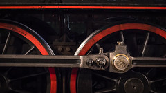 Mechanics (Matt H. Imaging) Tags: matthimaging steam locomotive mechanics engine sony slt slta77ii a77ii ilca77m2 ilca77ii sal35f18