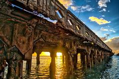 Mala Wharf Sunset (ponoimages) Tags: hawaii lahaina malawharf maui mauisunset ponoimages