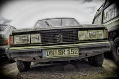 Peugeot 604 (gemeiny) Tags: peugeot frankreich france classiccar vintage rust rusty olympus omd em10 mft 1240mm pro oldtimer auto verlassen abandonned