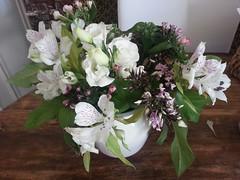 Le bouquet de mon amie Anne (garance_cassandre) Tags: fleurs bouquet amiti