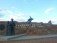 Monument Valley Navajo Park (grazielera) Tags: utah monumentvalley navajotribalpark