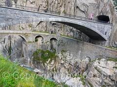 REU240 Devil's Bridges over the Reuss River, Schllenen Gorge, Andermatt, Uri, Switzerland (jag9889) Tags: 2016 20160815 alpine andermatt archbridge bridge bridges brcke ch cantonofuri centralswitzerland crossing devil devilsbridge europe flickr gorge gotthardstrasse helvetia infrastructure innerschweiz kantonuri outdoor pont ponte puente reuss river roadbridge schlucht schweiz schllenen schllenenschlucht stone suisse suiza suizra svizzera swiss switzerland teufel teufelsbrcke uri zentralschweiz jag9889