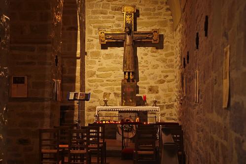 Balade en Pyrénées (2016), Eglise de la Trinité