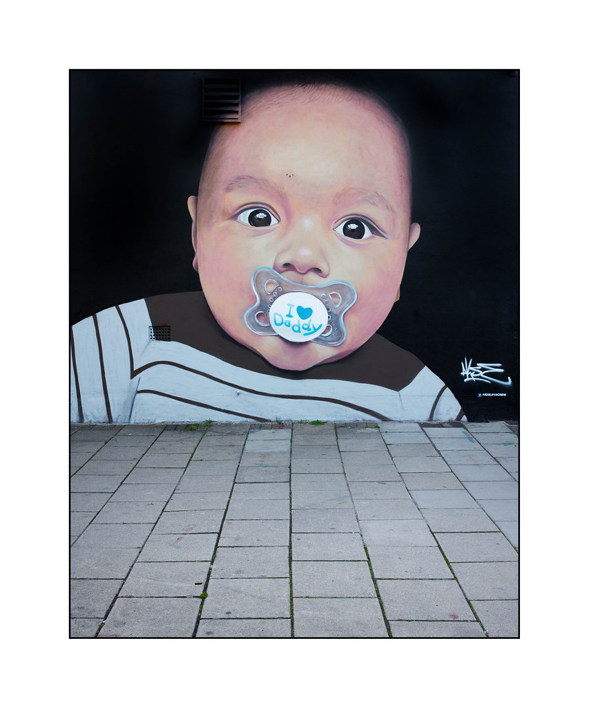 The world 39 s best photos of baby and mural flickr hive mind for Baby boy tupac mural