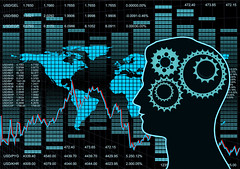 Stock Market Background (adelantabigdata) Tags: stockexchange stockmarket chart trading graph diagram finance business makingmoney analyzing data price background bank banking buying corporatebusiness currency exchangerate aspirations growth savings investment loss report research risk selling movingup wallstreet stocktickerboard tradingboard change stockmarketdata globalfinance sale globalbusiness global progress economical bargraph stock improvement inflation newyorkstockexchange bill recession financialanalysis movingdown world map men silhouette humanhead mind brain gear thinking memories machinepart wheel