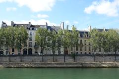 Ile Saint-Louis @ Seine @ Paris (*_*) Tags: paris france europe city summer august 2016 hot sunny sunday island