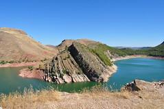 Embalse de la Tranquera (Chaufglass) Tags: espagne rio piedra zaragoza lac europe nuevalos