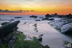 Sunset (jdelrivero) Tags: lugares elementos mar barrika espaa atardecer elements places puestadesol sea spain sunset elexalde euskadi es