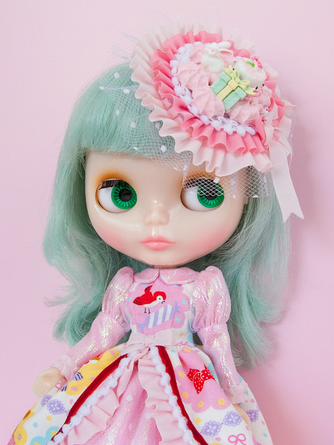 Sweet Gown - Pink