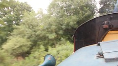 Class 55, 55019 'Royal Highland Fusilier' Cab Ride [VIDEO] (Stuart Axe) Tags: deltic 55019 class55 essex eor ongar eppingongarrailway epping northweald railway heritagerailway history historic chippingongar rail ongarrailwaystation railways train trains uk england gb unitedkingdom greatbritain countyofessex britishrailways loco locomotive diesel britishrail dieselelectric englishelectric napier napierdeltic type5 dps delticpreservationsociety ee coco preserved royalhighlandfusilier d9019 cab controlpanel controldesk video eppingongarbranchline northwealdstation northwealdrailwaystation