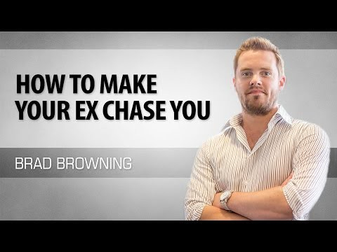 how to make a man chase you after a breakup