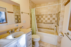 The Master Bathroom (jayklosinski) Tags: vacation rental northwoods snowmobiling skiing atv wisconsin michigan
