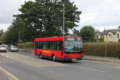 Avondale - PO56 JFJ (MSE062) Tags: avondale clydebank single decker bus low floor metrobus london england po56jfj po56 jfj 233 scotland glasgow dennis dart east lancs esteem