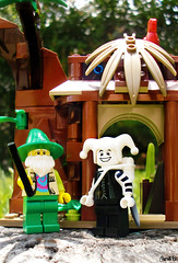 Week 35 (chrisofpie) Tags: chris project pie toy toys outdoors funny lego jester lol liam legos hero knight brave heroes minifig weeks mime 52 minifigure minifigures 52weeks stunningphotography legohero whitejester dragonwizard stunningphotogpin chrisofpie 52weeksofliamthemime