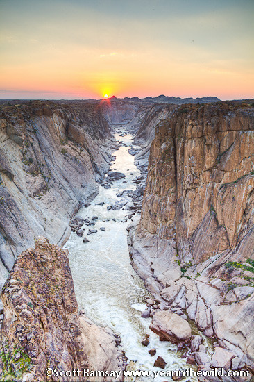 Augrabies Falls National Park - South Africa