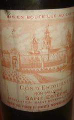 7917082734 cd57d895e9 m Wine Memories, Rare Wine Bottles, Special Wine Tastings
