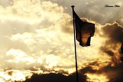 DPP_0036-001 (Damián Avila) Tags: argentina atardecer nubes bandera pampa alvear