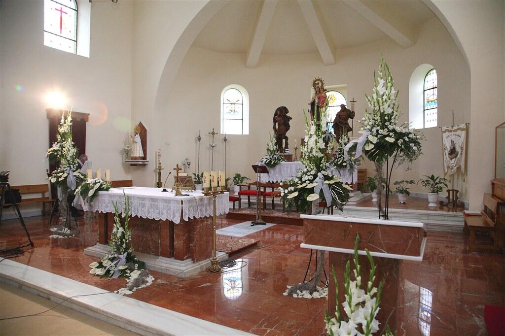 arreglo iglesias