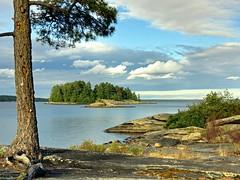A Sound Canadian Landscape (deanspic) Tags: ontario canon georgianbay parrysound muskoka hdr canonpowershot killbearprovincialpark incamerahdr panoramafotogrfico thebestofmimamorsgroups g1x voyageurtour