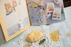 manju bun and Honey&Clover fan book (Helen Silivren) Tags: japan japanese clover bun manju honeyandclover hachikuro ハチミツとクローバー