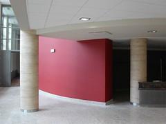 """Urząd Marszałkowski Rzeszów - Kolumny : TRAVERTINO,VELDECOR. • <a style=""""font-size:0.8em;"""" href=""""http://www.flickr.com/photos/48080832@N02/7972041978/"""" target=""""_blank"""">View on Flickr</a>"""