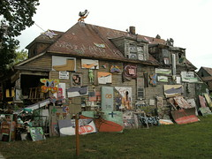 Heidelberg Project house (TheBron) Tags: hamtramck michigan detroit heidelbergproject lakemichigancircletour