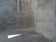 Tadao Ando, Louis Kahn (ty law) Tags: hot art water glass concrete dallas texas steel large culture sunny oversized fortworth tadaoando richardserra louiskahn fortworthmodern enormous ellsworthkelly dontmesswithtexas clyffordstill metroplex dallastexas modernartmuseumoffortworth robertmotherwell laborday2012 dallas2012