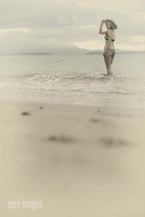 venture (GCB/PHOTOGRAPHY) Tags: beach water beautiful beauty canon scotland model waves shore morayfirth roseisle 5d2 5dmkii ceriimages