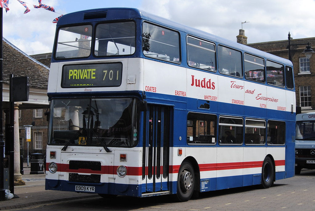 Coach Tours From Cambridgeshire