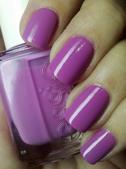splash of grenadine, essie (nails@mands) Tags:
