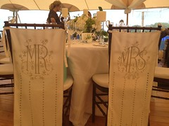 "Mr. & Mrs. Chair Ties • <a style=""font-size:0.8em;"" href=""https://www.flickr.com/photos/77192005@N08/7999706047/"" target=""_blank"">View on Flickr</a>"