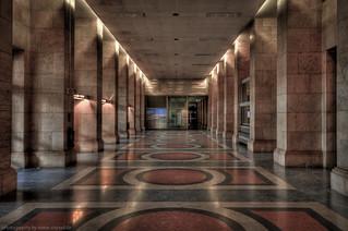 Airport Tempelhof entrance