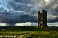 Tower Storm (jactoll) Tags: uk summer storm tower clouds landscape nikon broadway cotswolds worcestershire nikkor vr 1685mm d7000 jactoll
