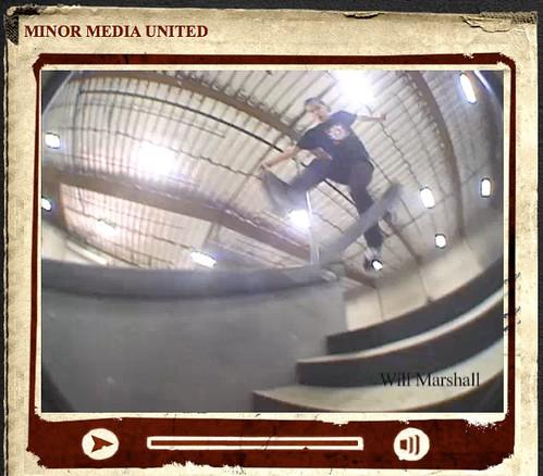 Will Marshall - Minor Media United