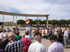 homenaxe a los nenos de la guerra (xabeldiz) Tags: asturias gijon lazarocardenas xixon asturies elmusel larbeyal ninosdelaguerra