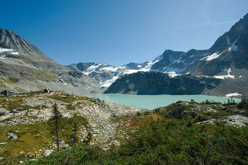 Wedgemount Lake
