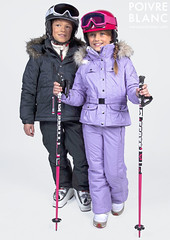 Junior Girl - 11 (Poivre-Blanc) Tags: winter holiday ski skiing mountain alpes poivre blanc 2012 2013 girl kids fashion sports boy hiking hiver automne neige snow snowing france voyages femmes mode