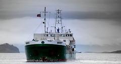 Berit (janinge1968) Tags: sea water boat ship vessel cargo
