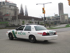 Niagara Parks Police (sierra416) Tags: ontario canada ford parks police victoria niagara special vic crown enforcement constable cvpi
