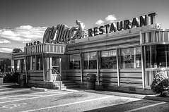 Al Mac's Diner (scottnj) Tags: abandoned ma restaurant closed diner mass fallriver almacs scottnj
