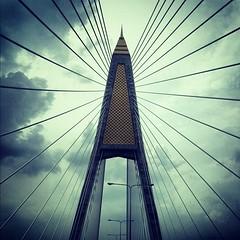 1 ในสะพานที่สวยที่สุดในประเทศไทย