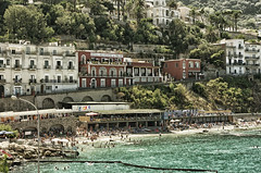 Italy Capri Beach August 2012 (Smo_Q -listened to Heaven by E.Sande again and aga) Tags: italien italy capri italia italie   wochy