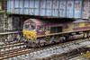 Class 66  19 Oct 2010 (J Tys) Tags: bridge train scarborough railways hdr railtrack class66 hdraddicted canon7d hdrterrorist hdrworlds