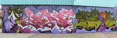labrat and repos mos2012 (httpill) Tags: streetart chicago art graffiti tag graf meeting styles 2012 repos labrat mos2012