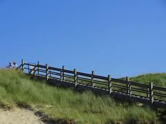 Domburg (littlerosi) Tags: ocean sea sky holland green strand meer sony natur himmel menschen silence grn blau dsc dnen domburg ruhe hx9v sonydschx9v